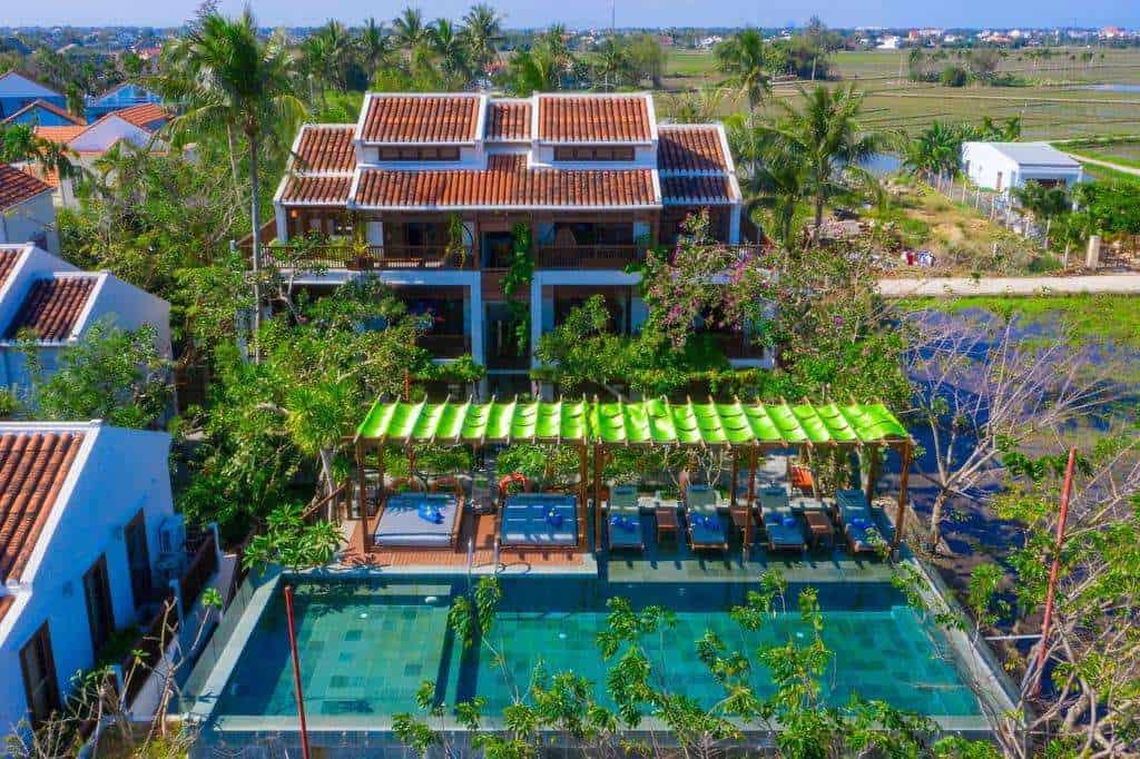 Top 10 Khách Sạn Đẹp Ở Hội An Nổi Tiếng Nhất - khách sạn đẹp ở hội an - Atlas Hoi An Hotel | Hoi An Central Boutique Hotel & Spa | Hội An Chic Hotel 33