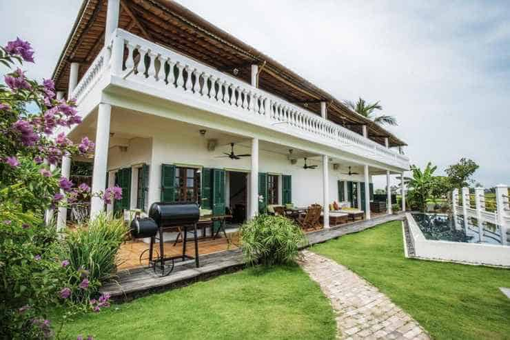 Top 10 Homestay Đẹp Ngất Ngây Tại Hội An Không Thể Chối Từ - homestay đẹp ngất ngây - An Bang Garden Homestay | Dragon Sea | Hà My Seaside Homestay 25