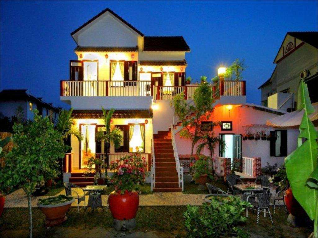 Top 10 Homestay Đẹp Ngất Ngây Tại Hội An Không Thể Chối Từ - homestay đẹp ngất ngây - An Bang Garden Homestay | Dragon Sea | Hà My Seaside Homestay 31