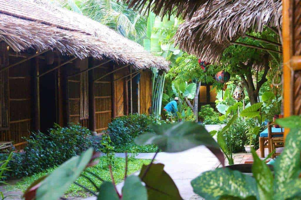 Top 10 Homestay Đẹp Ngất Ngây Tại Hội An Không Thể Chối Từ - homestay đẹp ngất ngây - An Bang Garden Homestay | Dragon Sea | Hà My Seaside Homestay 27