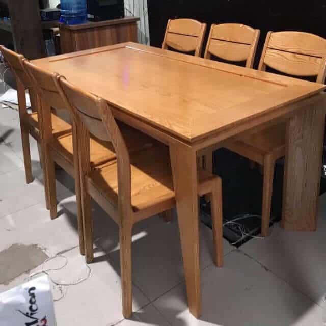của hàng cung cấp bàn ăn gỗ hút khách tại sài gòn
