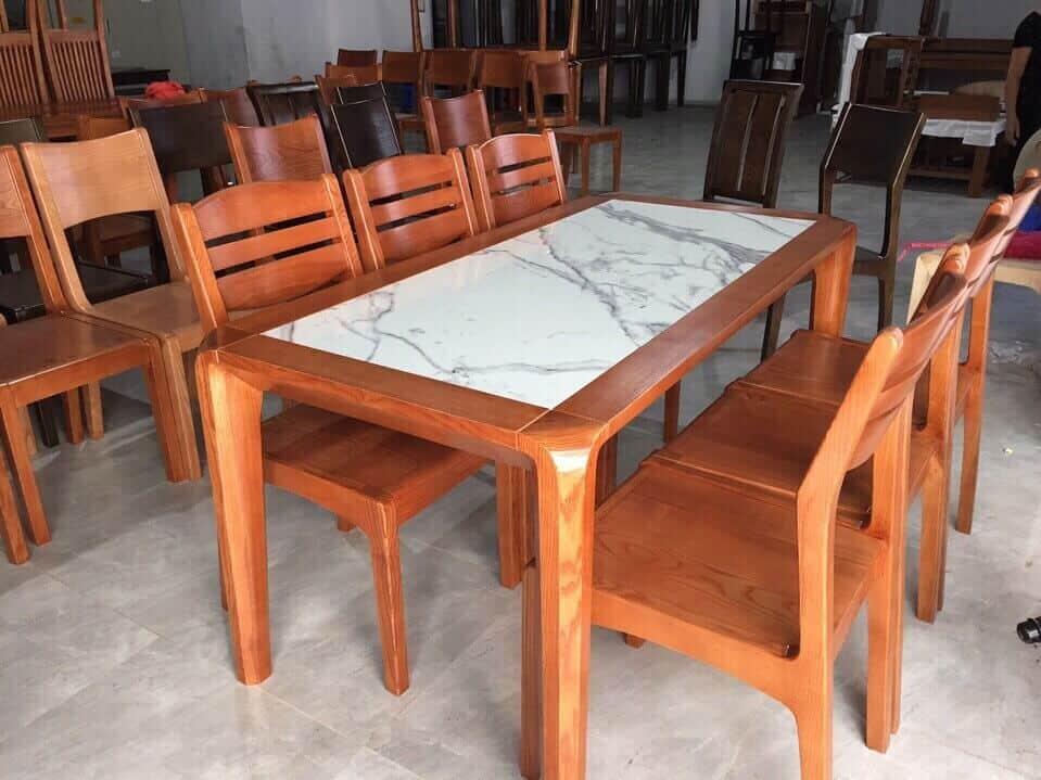 địa chỉ chuyên cung cấp bàn ăn gỗ đẹp
