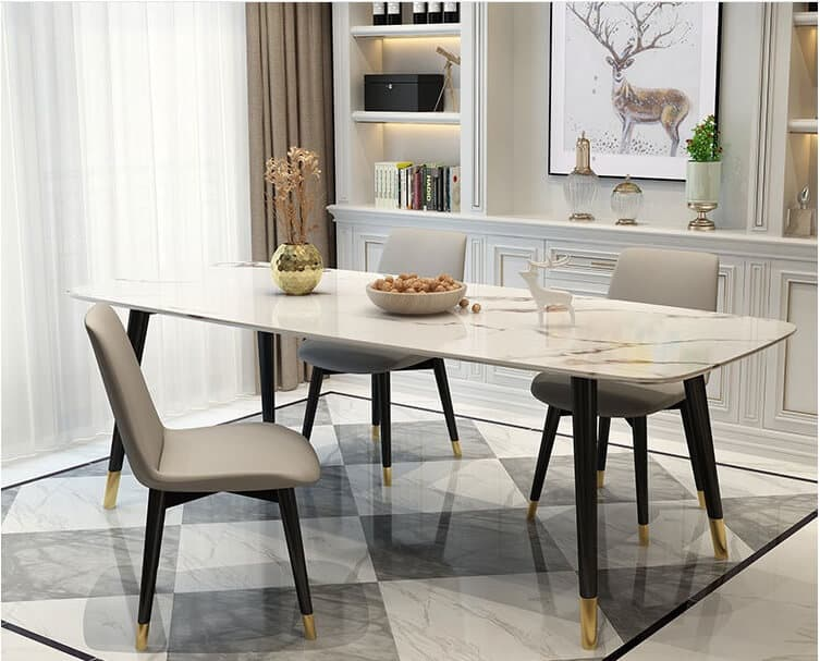 mẫu thiết kế bàn ăn hiện đại