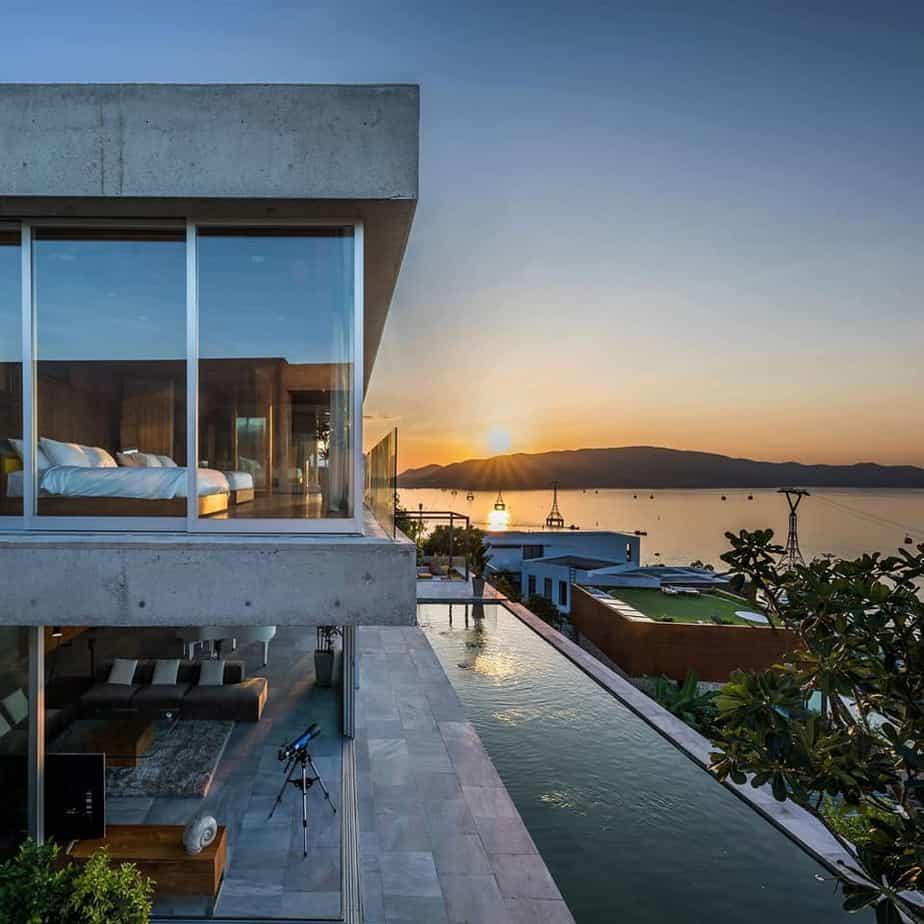 Top 10 Biệt Thự Sang Trọng Cho Thuê Ở Nha Trang - biệt thự đẹp cho thuê ở nha trang - Acqua Villa Nha Trang | An Bình Villas | An Home 43