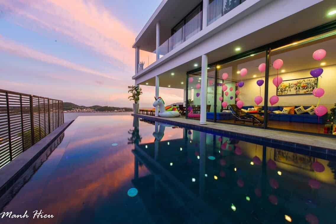 Top 10 Biệt Thự Sang Trọng Cho Thuê Ở Nha Trang - biệt thự đẹp cho thuê ở nha trang - Acqua Villa Nha Trang | An Bình Villas | An Home 51