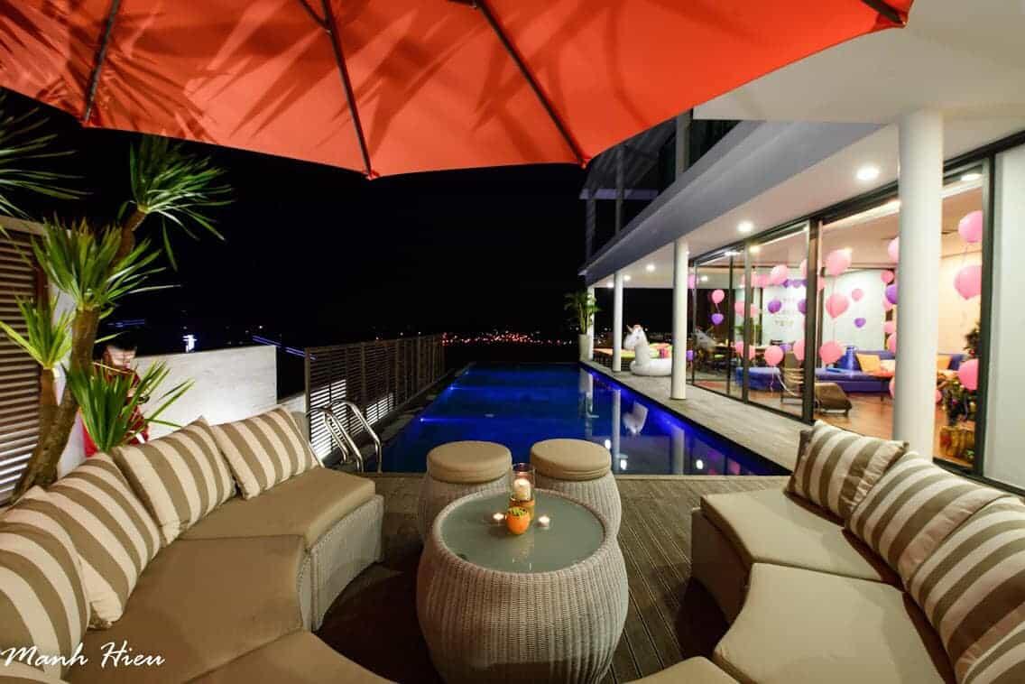 Top 10 Biệt Thự Sang Trọng Cho Thuê Ở Nha Trang - biệt thự đẹp cho thuê ở nha trang - Acqua Villa Nha Trang | An Bình Villas | An Home 53