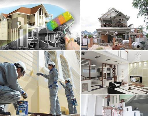 - Top 8 Công Ty Sửa Chữa Nhà Uy Tín Tại HCM