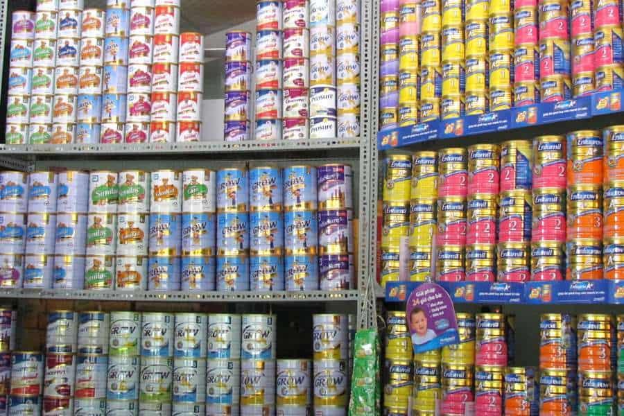 Top 7 Địa Chỉ Bán Sữa Ngoại Nhập Cho Bé Tại Buôn Ma Thuột - sữa ngoại nhập cho bé - Baby Mart | Buôn Ma Thuột | Concung 21