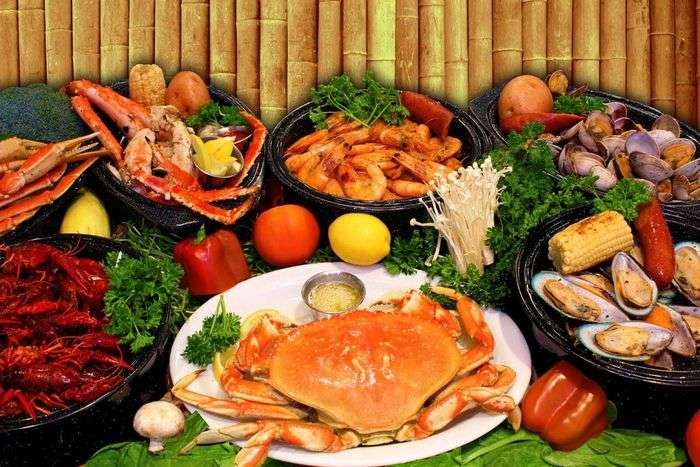 Top 10 Nhà Hàng Hải Sản Ngon, Nổi Tiếng Ở Vũng Tàu - nhà hàng hải sản ngon - Bà Rịa - Vũng Tàu | Hải sản 7 Lượm | Hải sản Cây Bàng 25