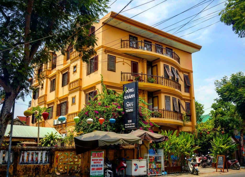 Top 10 Khách Sạn Cực Xinh, Giá Rẻ Ở Hội An - khách sạn đẹp có giá rẻ tại hội an - An Hội Hotel | DK's Hotel | Hoàng Trinh Hotel Hội An 37