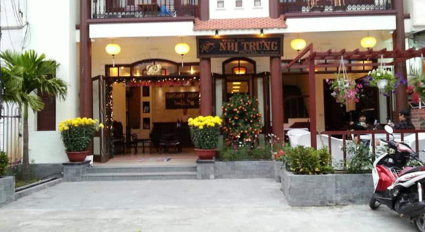 Top 10 Khách Sạn Cực Xinh, Giá Rẻ Ở Hội An - khách sạn đẹp có giá rẻ tại hội an - An Hội Hotel | DK's Hotel | Hoàng Trinh Hotel Hội An 23