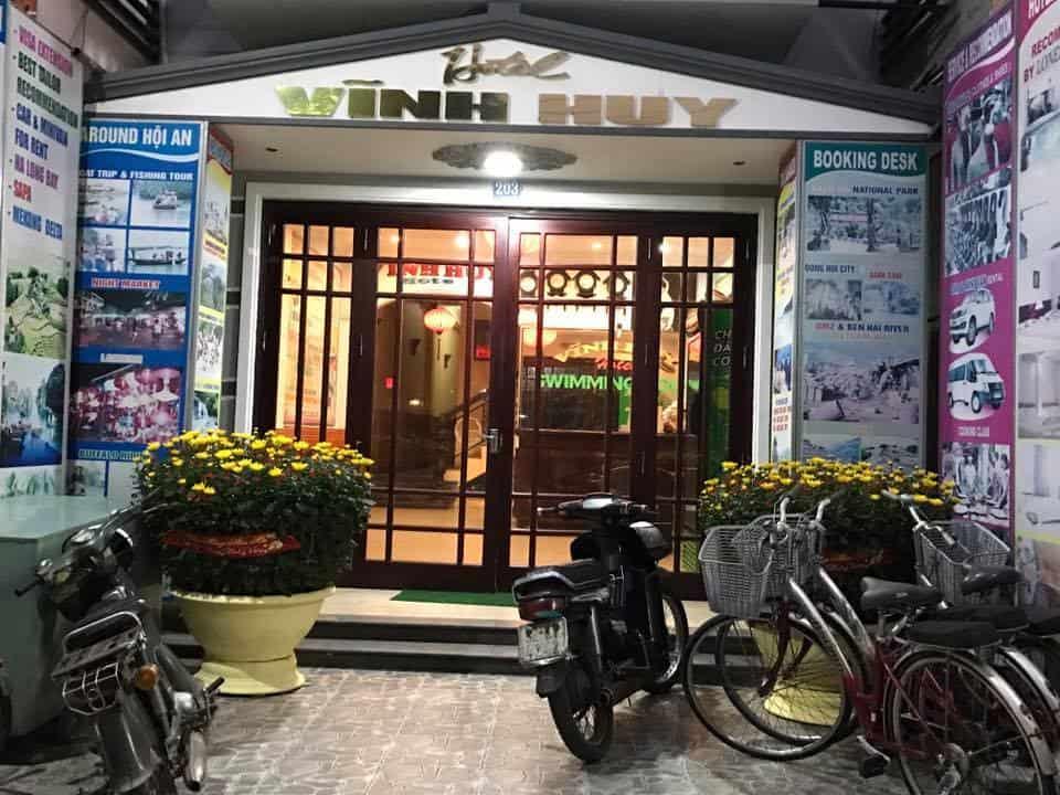 Top 10 Khách Sạn Cực Xinh, Giá Rẻ Ở Hội An - khách sạn đẹp có giá rẻ tại hội an - An Hội Hotel | DK's Hotel | Hoàng Trinh Hotel Hội An 27