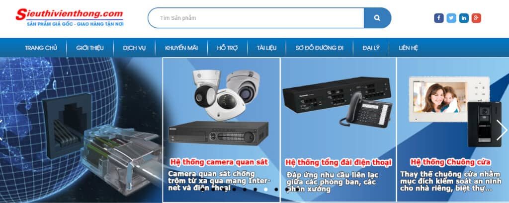 Top 10 Công Ty Cung Cấp & Lắp Đặt Camera Chuyên Nghiệp Giá Tốt Toàn Quốc - lắp đặt camera chuyên nghiệp giá tốt - Công ty CN Kỹ Thuật Số | Công ty Đại Hữu Nghị | Công ty GOTECH 19