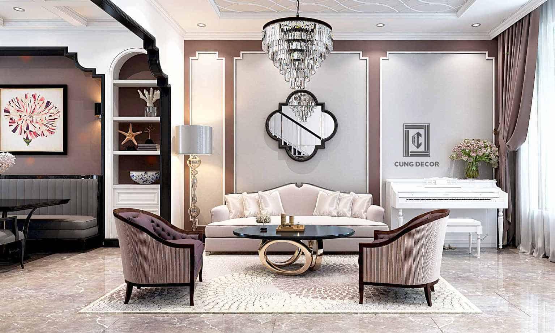 Top 10 Đơn Vị Thi Công, Thiết kế Nội Thất Căn Hộ Uy Tín Tại HCM -  - Công ty Á Đông | Công ty Kiến Trúc Đẹp | Công Ty Nội Thất Lio Decor 33