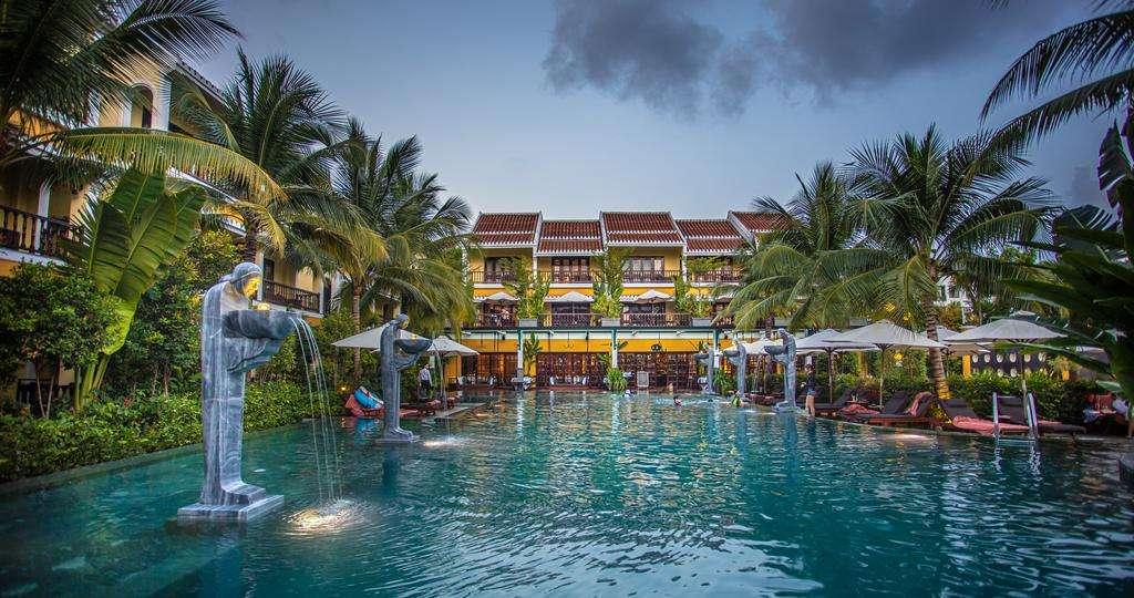 Top 10 Khu Resort Đẹp, Sang Chảnh Tại Hội An -  - Almanity Hoi An Wellness Resort   Golden Sand Resort & Spa   Green Heaven Hoi An Resort 33