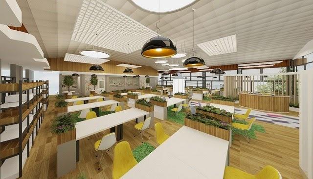 Top 8 Lưu Ý Khi Thiết Kế Nội Thất Phòng Làm Việc -  - lưu ý thiết kế phòng làm việc | Mẫu thiết kế nội thất đẹp 29