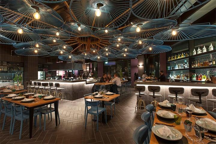 Top 10 Dịch Vụ Thiết Kế Và Thi Công Nhà Hàng, Cafe Uy Tín Tại Hà Nội -  - Nội Thất 37