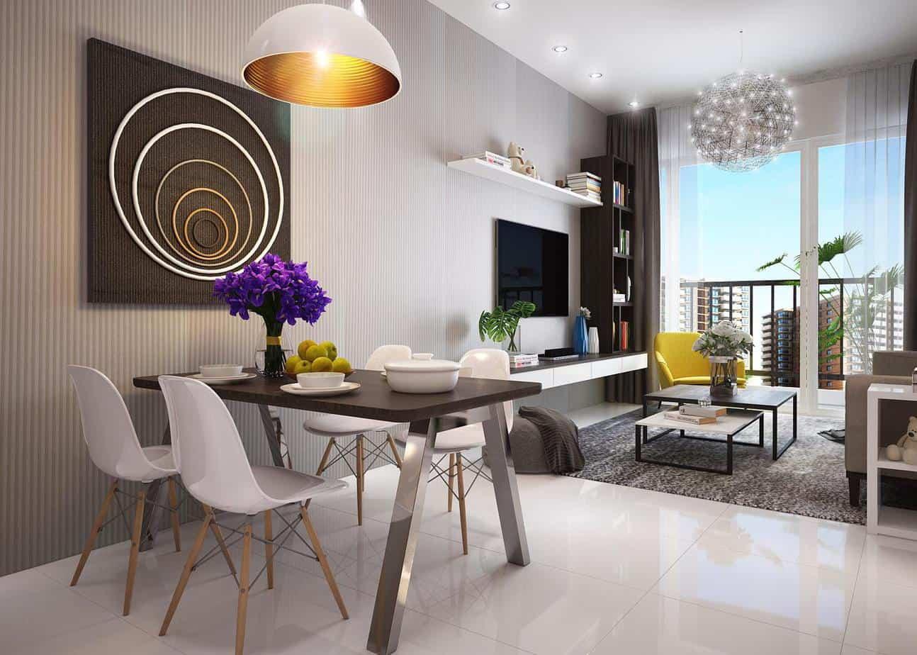 Top 10 Đơn Vị Thiết Kế, Thi Công Nội Thất Căn Hộ Chung Cư Uy Tín Tại HCM -  - Công ty cổ phần thiết kế xây dựng Khai Đạt | Công Ty Nội Thất Decox Design | Công ty Nội Thất EKE 53