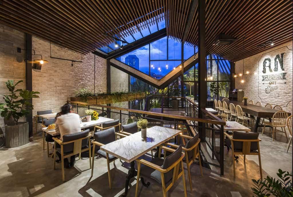 Top 10 Dịch Vụ Thiết Kế Và Thi Công Quán Cafe Đẹp Ở HCM -  - Công Ty Cổ Phần Trang Trí Thiết Kế Điểm Vàng | Công ty Cổ Phần Xây Dựng Ánh Gia Phúc | Công ty cổ phần xây dựng và nội thất Aeros 21