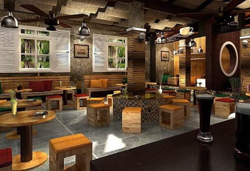 Top 10 Dịch Vụ Thiết Kế Và Thi Công Quán Cafe Đẹp Ở HCM -  - Công Ty Cổ Phần Trang Trí Thiết Kế Điểm Vàng | Công ty Cổ Phần Xây Dựng Ánh Gia Phúc | Công ty cổ phần xây dựng và nội thất Aeros 33