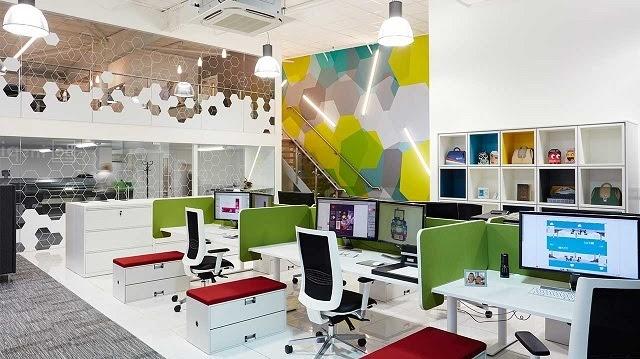 Top 8 Lưu Ý Khi Thiết Kế Nội Thất Phòng Làm Việc -  - lưu ý thiết kế phòng làm việc | Mẫu thiết kế nội thất đẹp 22