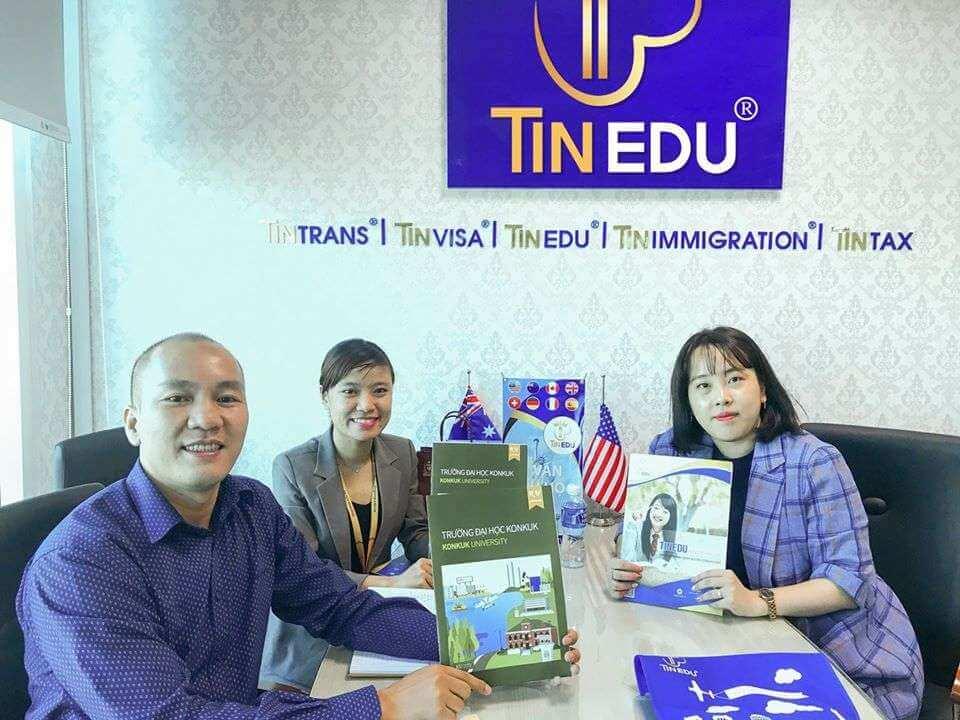 Top 10 Trung Tâm Tư Vấn Du Học Mỹ Uy Tín Tại Hồ Chí Minh -  - Công ty du học TinEdu | Công ty Thế Hệ Mới | Du học Á Châu 27