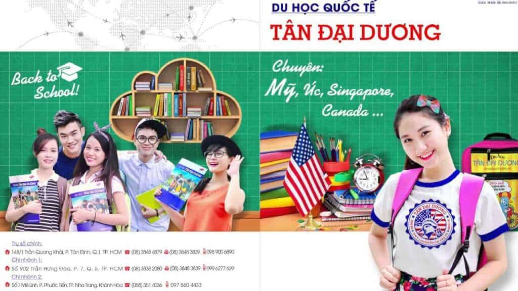 Top 10 Trung Tâm Tư Vấn Du Học Mỹ Uy Tín Tại Hồ Chí Minh -  - Công ty du học TinEdu | Công ty Thế Hệ Mới | Du học Á Châu 33