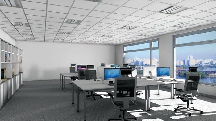 Top 8 Lưu Ý Khi Thiết Kế Nội Thất Phòng Làm Việc -  - lưu ý thiết kế phòng làm việc | Mẫu thiết kế nội thất đẹp 27