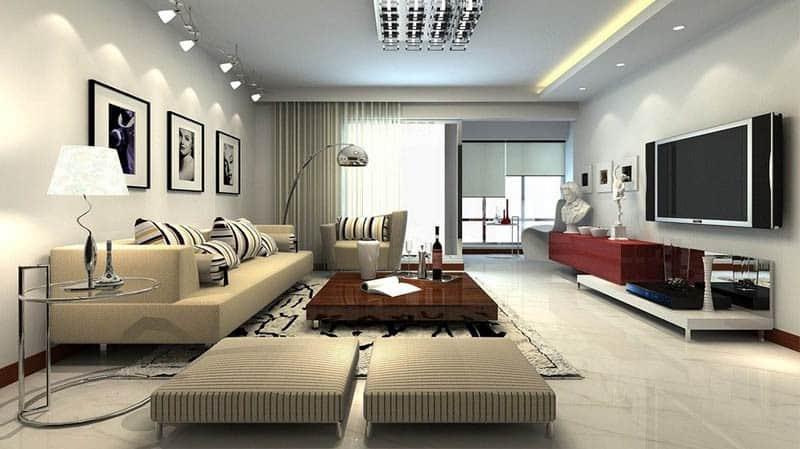 Top 9 Lưu Ý Khi Thiết Kế Nội Thất Hiện Đại, Hoành Tráng -  - thiết kế nội thất hiện đại 31