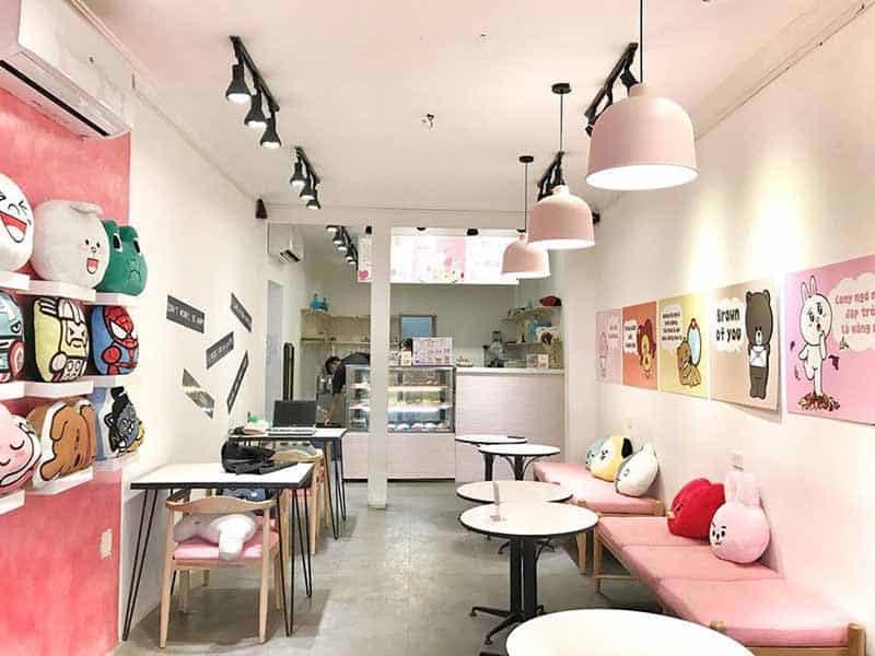Top 8 Lưu Ý Khi Thiết Kế Nội Thất Quán Ăn Vặt -  - thiết kế nội thất quán ăn vặt 25