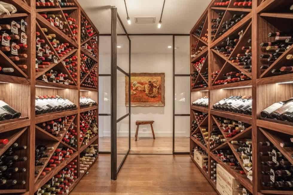 - Top 22 Mẫu Thiết Kế Nội Thất Hầm Rượu, Tủ Rượu Gia Đình Đẹp Ấn Tượng Nhất