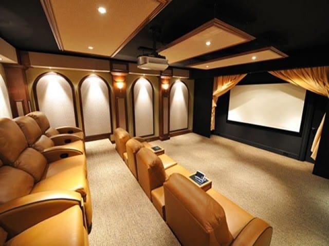 Top 25+ Mẫu Thiết Kế Phòng Giải Trí Đẹp Tiện Nghi -  - Mẫu thiết kế nội thất đẹp | mẫu thiết kế phòng giải trí đẹp 89
