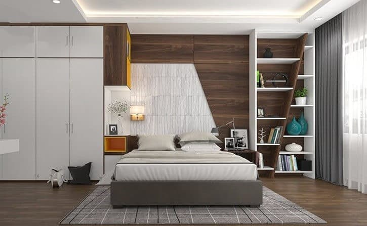 Top 40+ Mẫu Thiết Kế Nội Thất Phòng Ngủ Đẹp Ấn Tượng Nhất -  - Mẫu thiết kế nội thất đẹp | mẫu thiết kế phòng ngủ đẹp 87