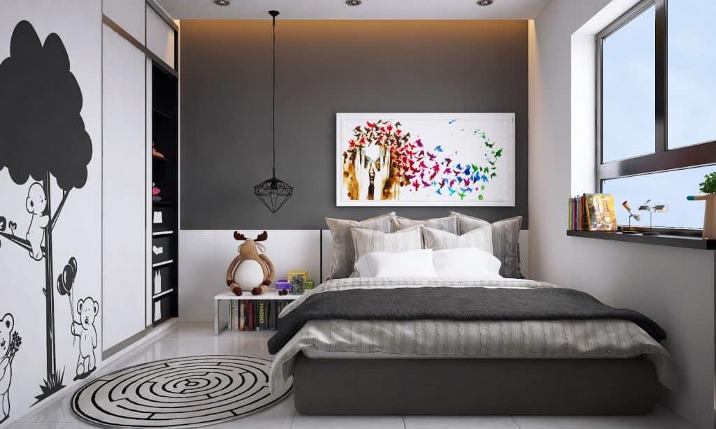 Top 40+ Mẫu Thiết Kế Nội Thất Phòng Ngủ Đẹp Ấn Tượng Nhất -  - Mẫu thiết kế nội thất đẹp | mẫu thiết kế phòng ngủ đẹp 137