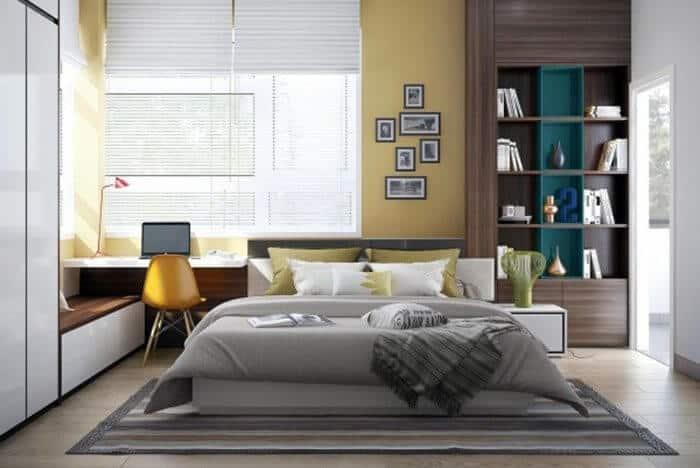 Top 40+ Mẫu Thiết Kế Nội Thất Phòng Ngủ Đẹp Ấn Tượng Nhất -  - Mẫu thiết kế nội thất đẹp | mẫu thiết kế phòng ngủ đẹp 157