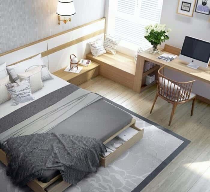 Top 40+ Mẫu Thiết Kế Nội Thất Phòng Ngủ Đẹp Ấn Tượng Nhất -  - Mẫu thiết kế nội thất đẹp | mẫu thiết kế phòng ngủ đẹp 159