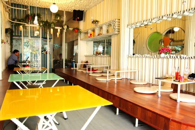 Top 8 Lưu Ý Khi Thiết Kế Nội Thất Quán Ăn Vặt -  - thiết kế nội thất quán ăn vặt 29