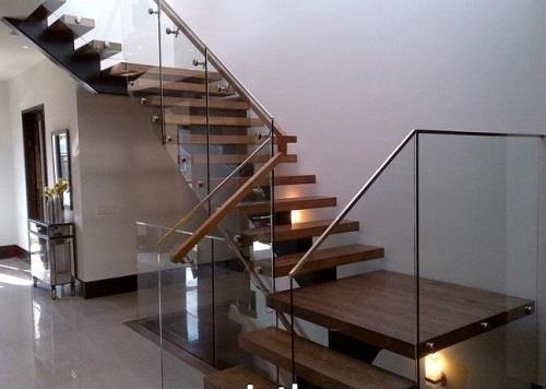 Top 20 Mẫu Thiết Kế Nội Thất Cầu Thang, Lan Can Đẹp Ấn Tượng -  - Mẫu thiết kế nội thất đẹp   thiết kế cầu thang đệp 57