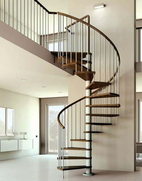 Top 20 Mẫu Thiết Kế Nội Thất Cầu Thang, Lan Can Đẹp Ấn Tượng -  - Mẫu thiết kế nội thất đẹp   thiết kế cầu thang đệp 69