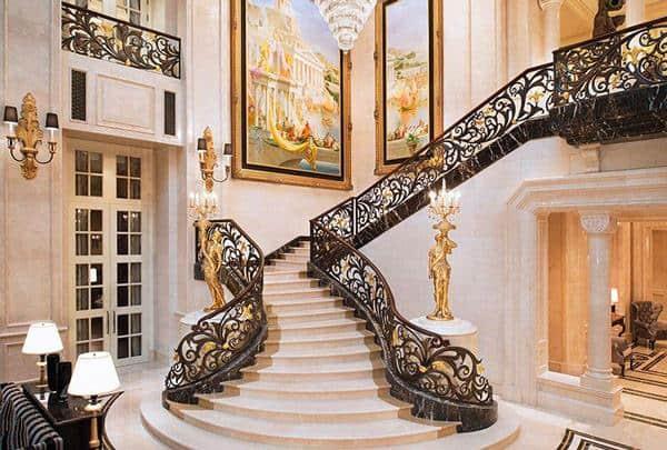 Top 20 Mẫu Thiết Kế Nội Thất Cầu Thang, Lan Can Đẹp Ấn Tượng -  - Mẫu thiết kế nội thất đẹp   thiết kế cầu thang đệp 51