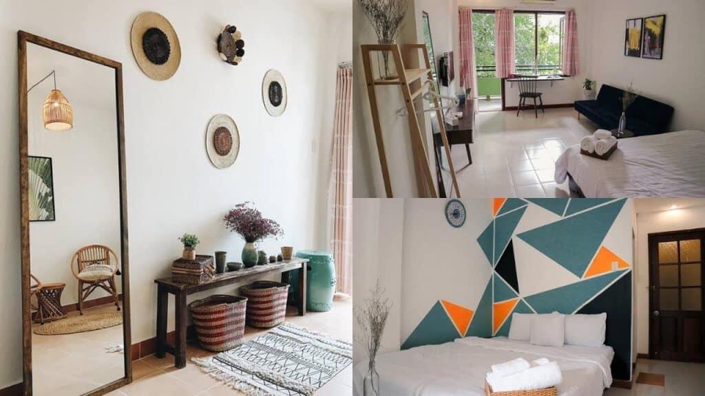 Top 20+ Mẫu Thiết Kế Nội Thất Nhà Cho Thuê Homestay Đẹp Ấn Tượng -  - mẫu thiết kế homestay đẹp 1