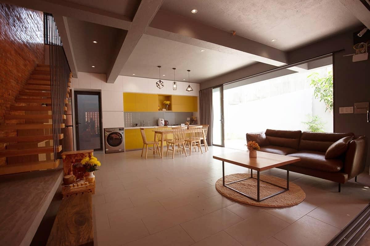 Top 20 Mẫu Thiết Kế Nội Thất Nhà Phố, Nhà Ống Đẹp Ấn Tượng Nhất -  - mẫu thiết kế nhà ống đẹp | mẫu thiết kế nhà phố đẹp | Mẫu thiết kế nội thất đẹp 59