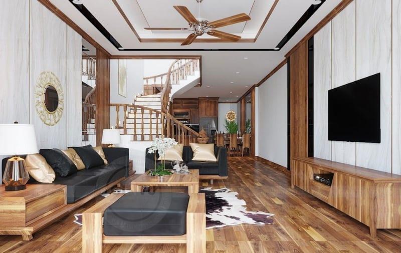 Top 20 Mẫu Thiết Kế Nội Thất Nhà Phố, Nhà Ống Đẹp Ấn Tượng Nhất -  - mẫu thiết kế nhà ống đẹp | mẫu thiết kế nhà phố đẹp | Mẫu thiết kế nội thất đẹp 69