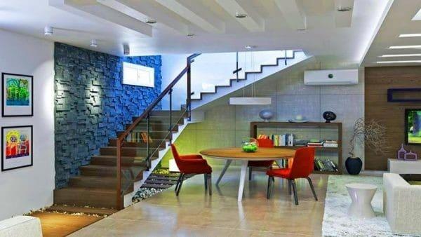 Top 20 Mẫu Thiết Kế Nội Thất Nhà Phố, Nhà Ống Đẹp Ấn Tượng Nhất -  - mẫu thiết kế nhà ống đẹp | mẫu thiết kế nhà phố đẹp | Mẫu thiết kế nội thất đẹp 73