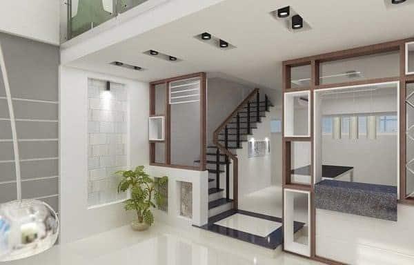 Top 20 Mẫu Thiết Kế Nội Thất Nhà Phố, Nhà Ống Đẹp Ấn Tượng Nhất -  - mẫu thiết kế nhà ống đẹp | mẫu thiết kế nhà phố đẹp | Mẫu thiết kế nội thất đẹp 51