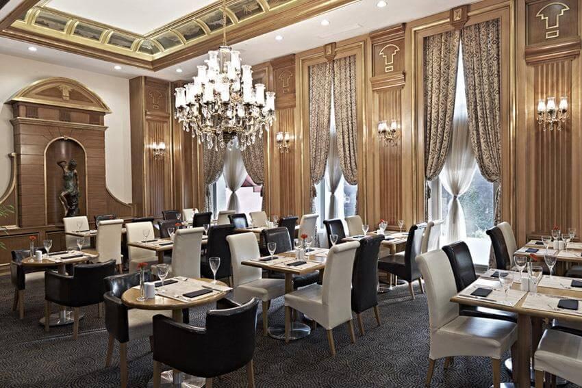 Top 20 Mẫu Thiết Kế Nội Thất Nhà Hàng Ấn Tượng Nhất -  - Mẫu thiết kế nội thất đẹp | thiết kế nội thất nhà hàng 49