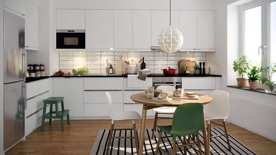 Top 30+ Mẫu Thiết Kế Nội Thất Phòng Ăn Đẹp, Ấn Tượng Nhất -  - Mẫu thiết kế nội thất đẹp | thiết kế nội thất phòng ăn đẹp 69