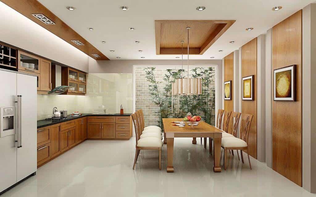 Top 30+ Mẫu Thiết Kế Nội Thất Phòng Ăn Đẹp, Ấn Tượng Nhất -  - Mẫu thiết kế nội thất đẹp | thiết kế nội thất phòng ăn đẹp 73
