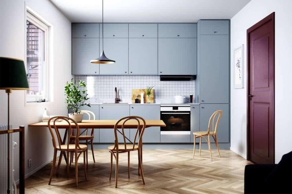 Top 30+ Mẫu Thiết Kế Nội Thất Phòng Ăn Đẹp, Ấn Tượng Nhất -  - Mẫu thiết kế nội thất đẹp | thiết kế nội thất phòng ăn đẹp 77