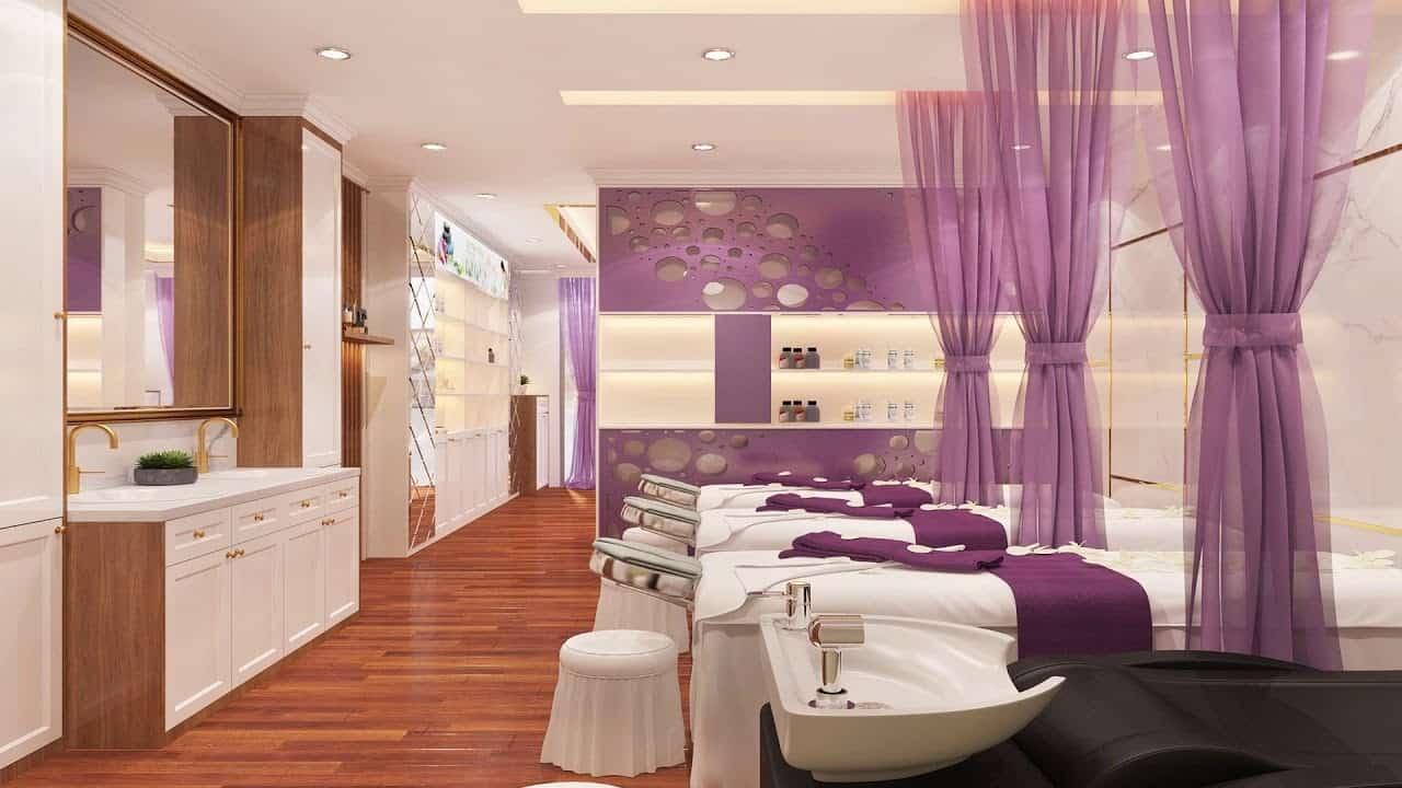 Top 20+ Mẫu Thiết Kế Nội Thất Spa Thẩm Mỹ Viện Đẹp Ấn Tượng -  - Mẫu thiết kế nội thất đẹp | mẫu thiết kế spa đẹp | mẫu thiết kế thẩm mỹ viện đẹp 75